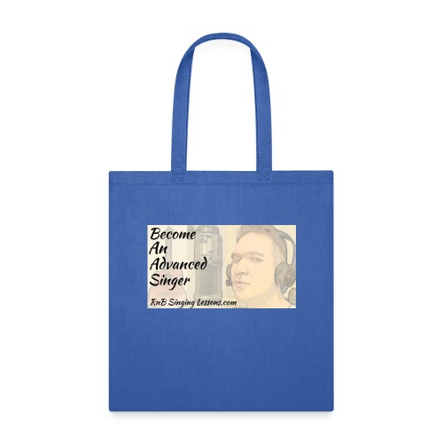 Become An Advanced Singer - Tote Bag