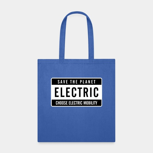 Electric Drive - Tote Bag