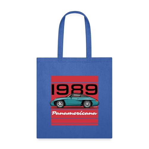 1989 P0r5che Panamericana Concept Car - Tote Bag