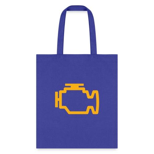 Check Engine Light CEL - Tote Bag