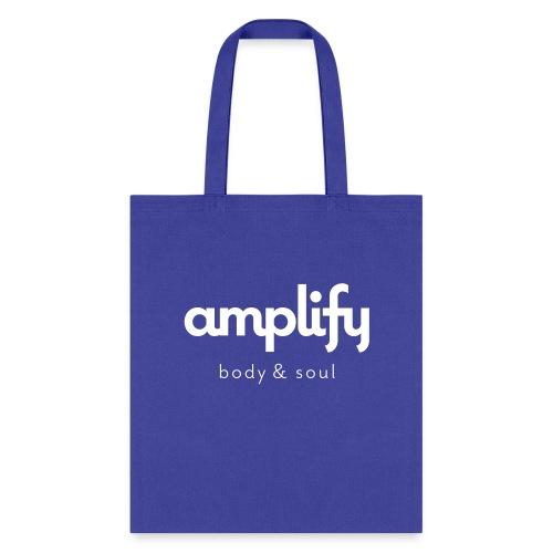 amplify logo - Tote Bag