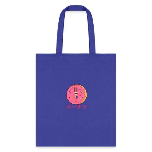 Strawberry Donut - Tote Bag