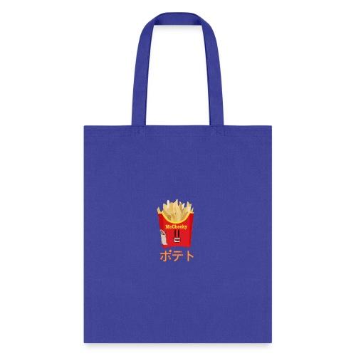 Cheeky Fries - Tote Bag