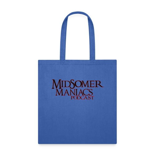 Midsomer Maniacs Podcast - Tote Bag