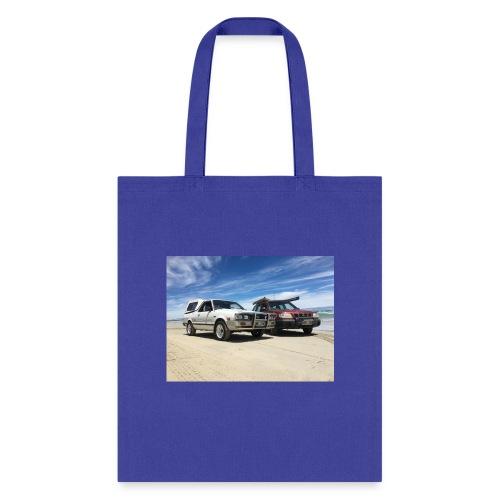 Subaru off roading - Tote Bag