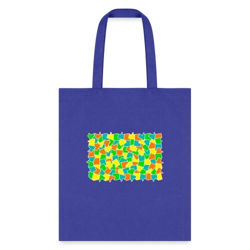 Dynamic movement - Tote Bag