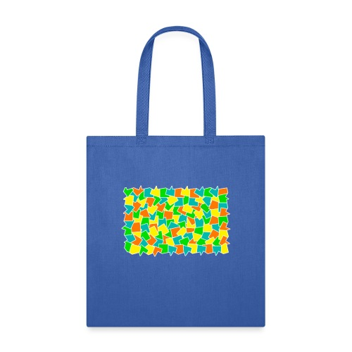 Dynamic movement - Tote Bag