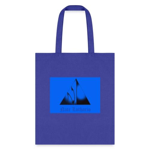 Light Blue Logo - Tote Bag