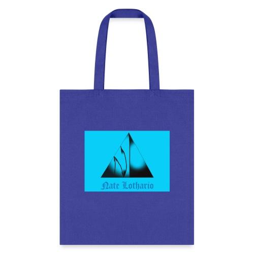 Aqua Blue Logo - Tote Bag