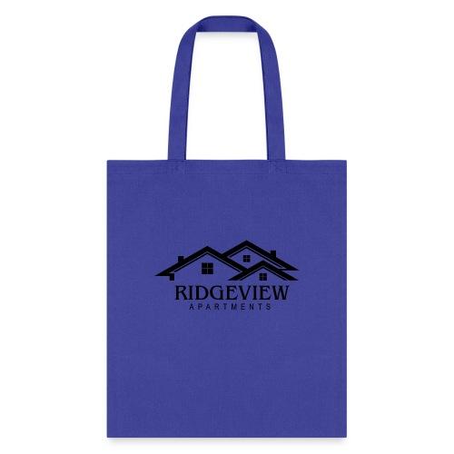 Ridgeview Apartments - Tote Bag
