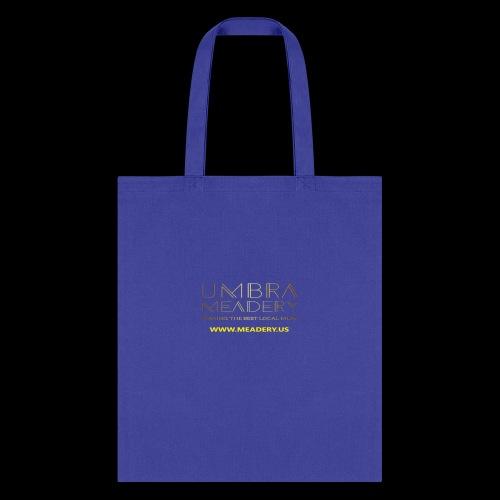 Umbra Meadery Logo Merch - Tote Bag