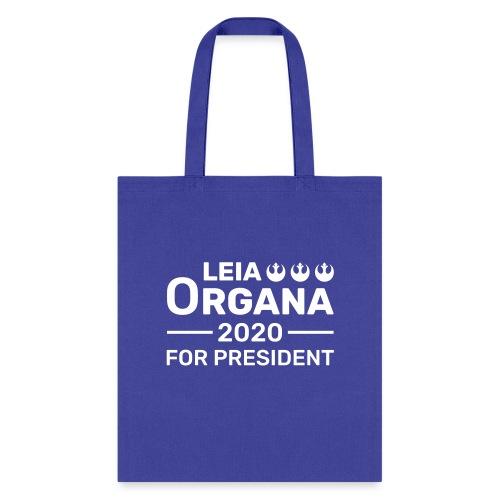 Leia Organa For President 2020 - Tote Bag