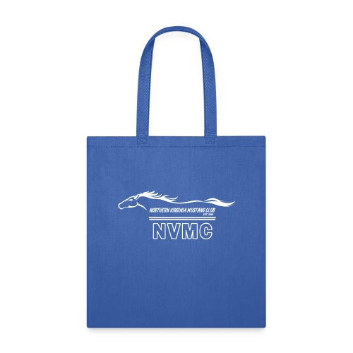White logo - Tote Bag