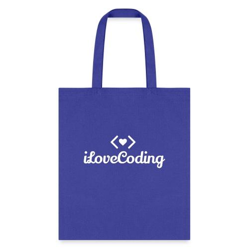 I Love Coding - Tote Bag
