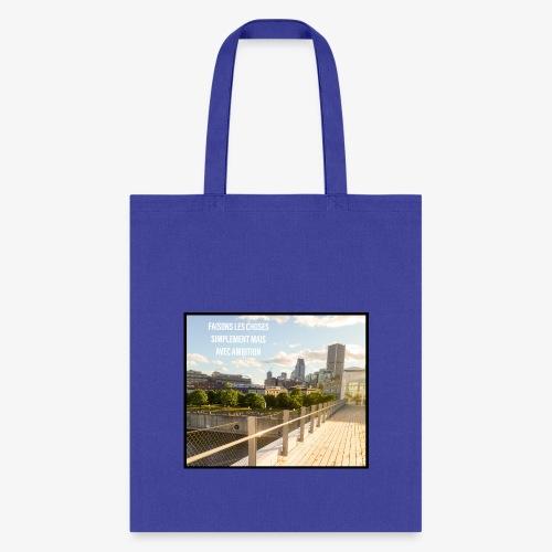 View - Tote Bag