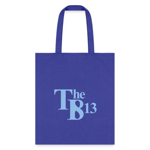 TBisthe813 Columbia Blue - Tote Bag