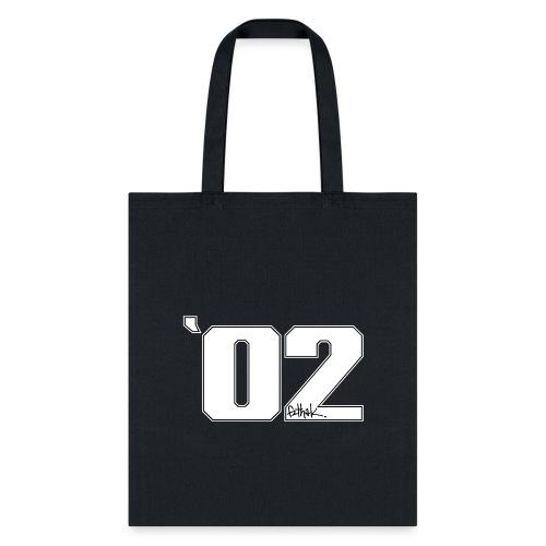 2002 (White) - Tote Bag