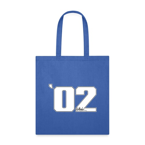 2002 (White) - Tote Bag