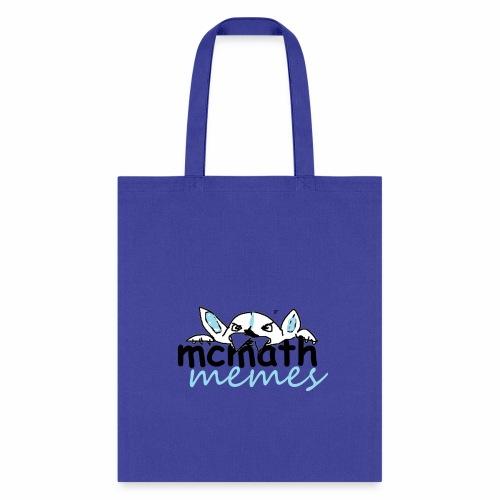 McMath Memes Logo - Tote Bag