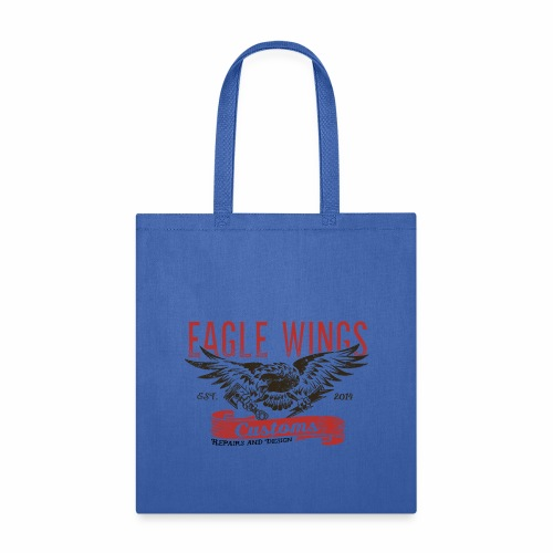 Eagle Wings Customs - Tote Bag