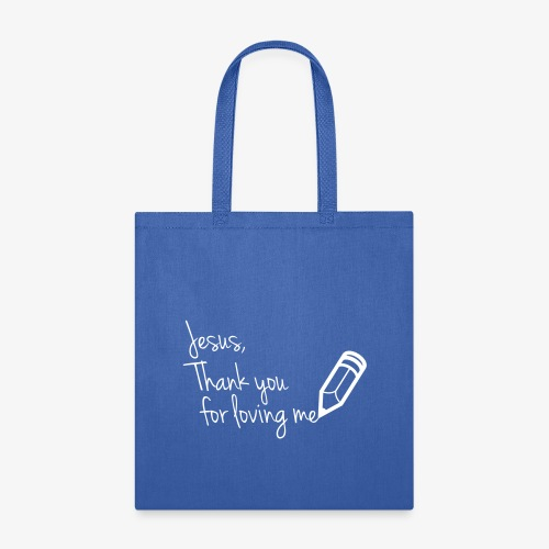 thank you Jesus - Tote Bag
