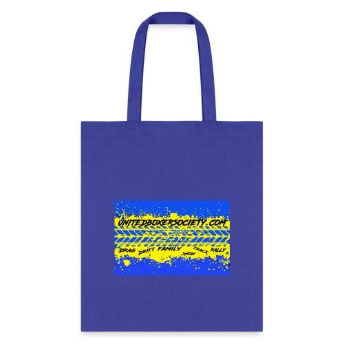 BUMPERSTICKER SPLATTER - Tote Bag