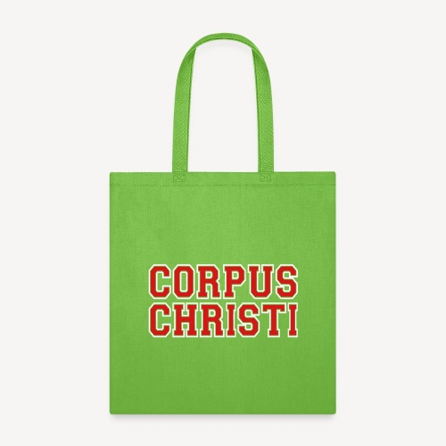 CORPUS CHRISTI - Tote Bag