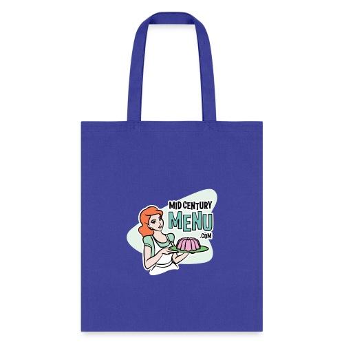 Mid-Century Menu Ruth Logo - Tote Bag