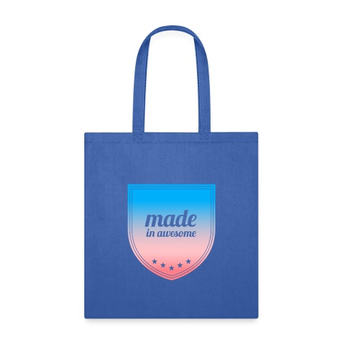 Made in Awesome - Tote Bag