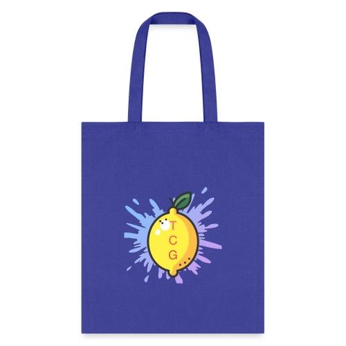 lemon splash- TCG - Tote Bag