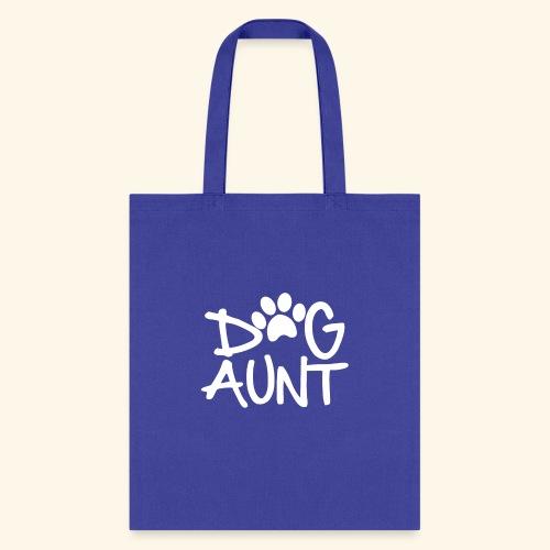 DOG AUNT - Tote Bag