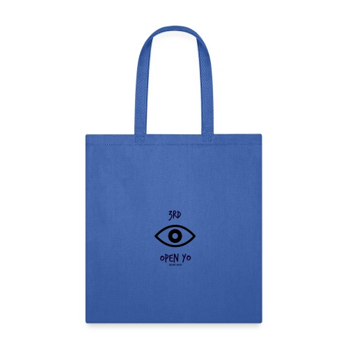 3rd eye open yo - Tote Bag
