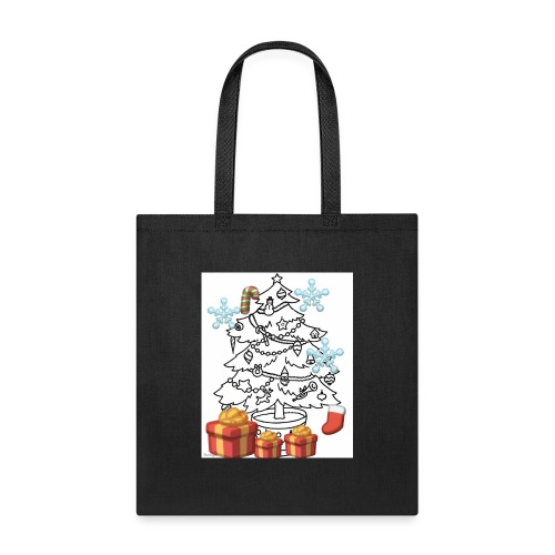 Christmas is here!! - Tote Bag
