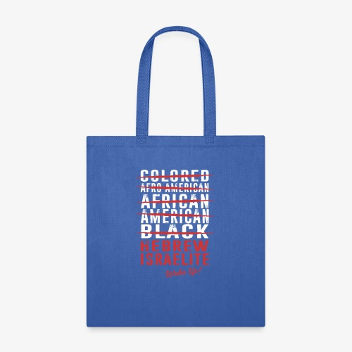 Hebrew Israelite - Tote Bag