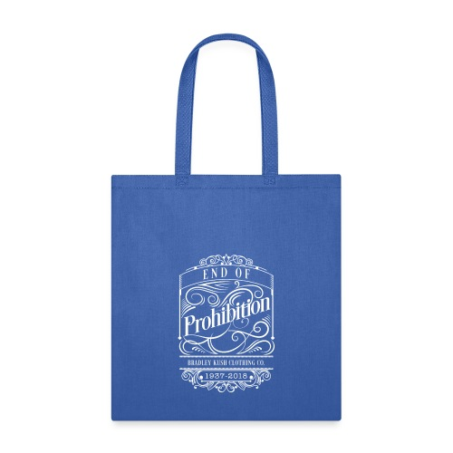 End of Prohibition - Tote Bag