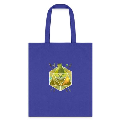 D20 Wizard - Tote Bag