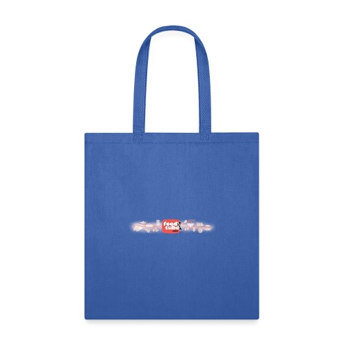 FoodTube Waves - Tote Bag