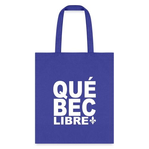 Québec libre - Tote Bag
