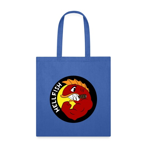 Hellfish - Flying Hellfish - Tote Bag