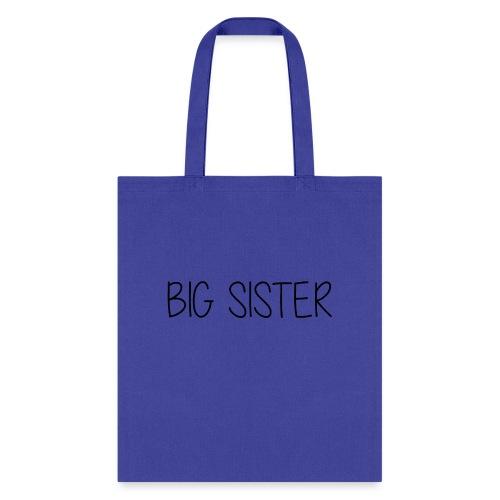 Big sister - Tote Bag