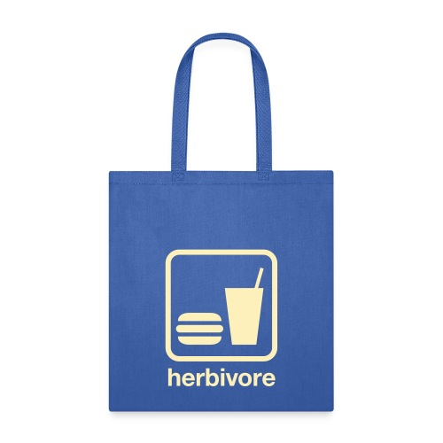 Herbivore Food - Tote Bag