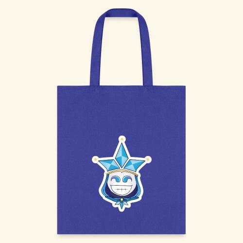 Glass Jester Mascot - Tote Bag