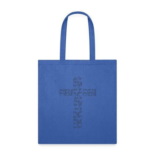 Jesus, I live for you! - Tote Bag
