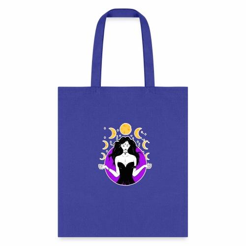 Lunar goddes - Tote Bag