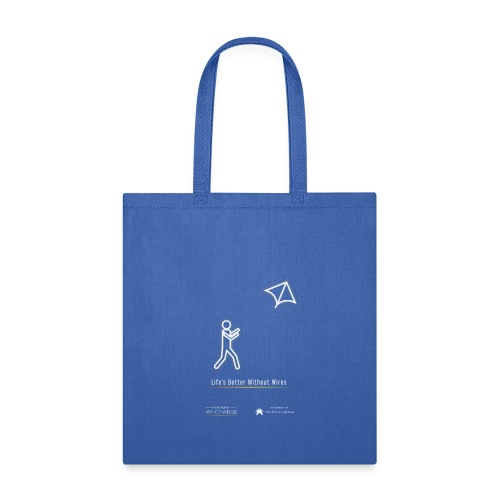 Life's better without wires: Kite - SELF - Tote Bag