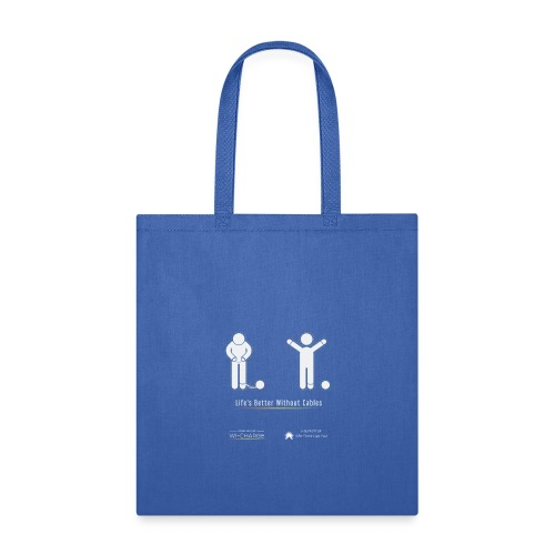 Life's better without cables: Prisoners - SELF - Tote Bag