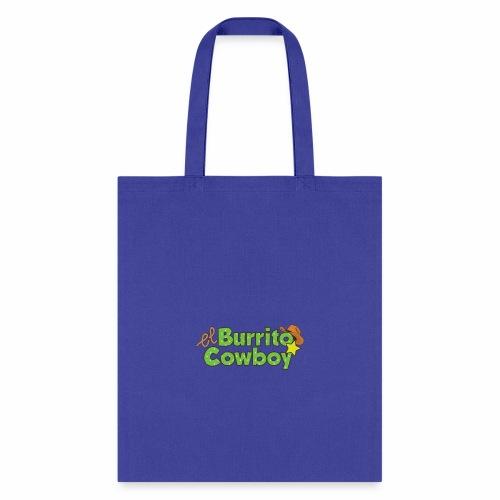 El Burrito Cowboy LOGO - Tote Bag