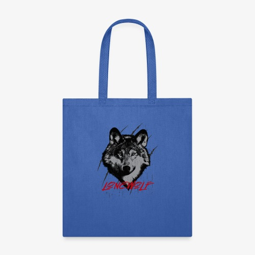 Lone Wolf - Tote Bag