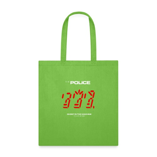 Ghost in the Machine - Tote Bag