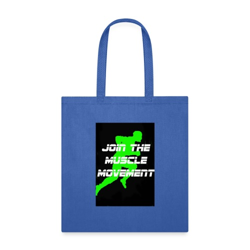 muscle movement - Tote Bag